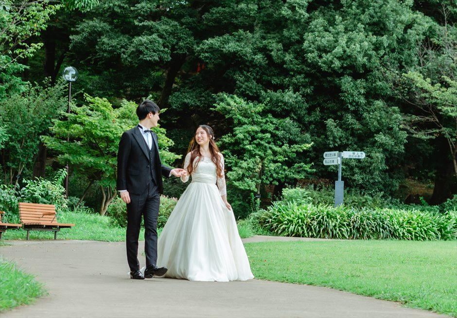 ドレス&タキシードレンタル 東京・芝公園フォトウェディング